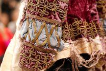 Historische elementen in de mode / by Joska Pouw
