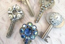 CRAFTS - UPCYCLING IDEAS / Making old new again. / by Phyllis Jones