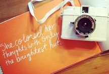 Geekery & Cameras / by Mademoiselle Wa