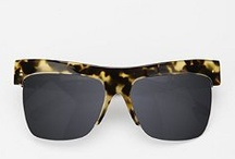 Sunglasses Obsession / by Kylie Landeros