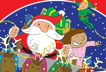 Christmas Gift Ideas / Personalised Christmas gifts we love! Personalised Christmas books make the perfect present for your child this Christmas.  / by Penwizard