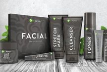 Skin Care / All about skin care! Facial applicators, facial cleansers, skin toner, stretch mark cream, lifting lip and eye cream, and more. Prevent the signs of aging by using great skin care products. / by Dan Howard