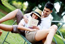 Couple reading / by SedonaStory