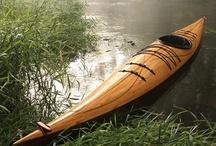 Kayak/canoe / by Tiffany Brumberg