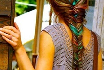 hair&makeup&nails  / by Tayler Kuehndorf