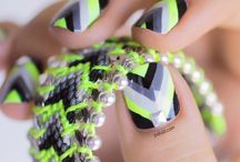 Pretty Nails! / by Shandra Basil