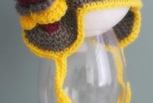 Crochet: Hats / by Patti Stuart