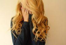For my blonde locks<3 / by Talia Lynn