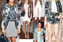 Trend Report / by Taylor Crary