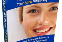 Acne No More / Acne No More System shows you how to get rid of acne and prevent acne breakouts~naturally from home :) / by J.J.