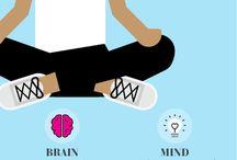 Yoga and meditation / by Kim Kelly