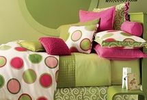 Dream Bedrooms / by Lily Stone
