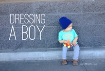 Boy Style / Style and threads for our little guys / by Revolution 46