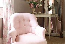 pretty in pink etc / by Linda Gottschalk