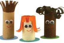 Craftivities for Kids / by Savannah Motzko