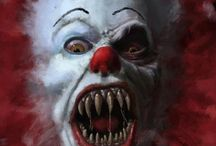 Clowns  / by Whitney Stringer