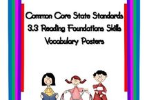 Common Core: General / by Not So Wimpy Resources, LLC