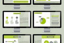 Design Template Ideas / by Debbie LaRocque