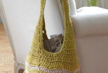 Crochet bags/purses / by Cheryl Dover Westmoreland