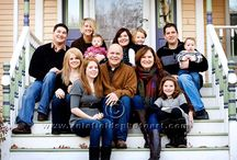 Family Picture Pinsperation / by Jilly Eldring