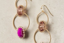 Jewelry Ideas / Inspiration for a rainy day  / by Jeanne Tindal-McRae