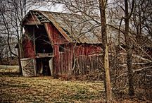 Barns, Farms & Country Things / by Linda Cox