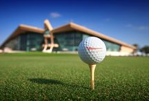 Golf in Abu Dhabi / With fabulous courses carved out of the desert and along spectacular coastlines, diversity of experiences characterise Abu Dhabi's great golf offering – you can play a different course for a totally different experience every day for six days! / by Visit Abu Dhabi