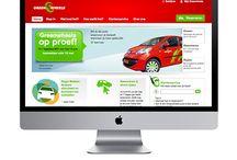 Greenwheels / by Info.nl Full Service Internet Agency