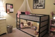 GIRL'S ROOM CHANGES IDEAS / by Jessica Shreve
