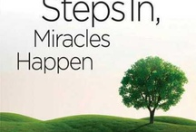 miracles / by Sue Wilson