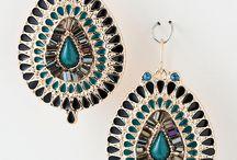 A Treasure of Jewels / Jewelry / by Melanie Ramirez