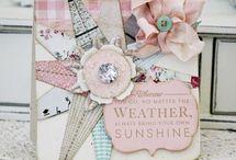 Paper Crafts / by Loretta Brady