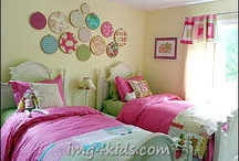 Aubrey's new bedroom and play room! / by Coleen Curless