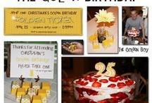 Ty's bday part ideas / by Ashley Bustamante