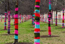 Yarn bombs!!!! / by Designs By Mamta