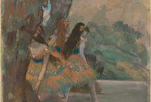 Degas / by Lars Isling