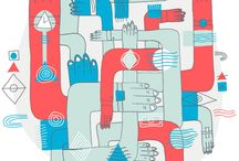 Illustration / by Emma Raposo