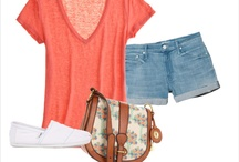 Spring/ Summer outfits!  / by Rachel Downey