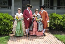 Our Founding Mothers' Wardrobe...Colonial, Revolutionary and Federal Periods / by Anglicanmom <3