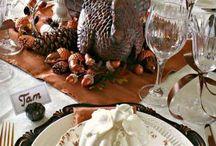 Table Settings & Events / by LoriAnn Gunn