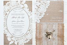 Wedding Invitations / by Jo Cooley