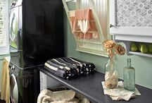 Laundry Room Ideas / by Kylie Russell