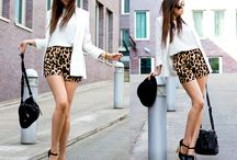 leopard obsession.  / by Lorraine Hernandez