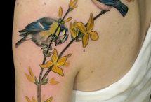 Tattoo / by Miranda Grimes