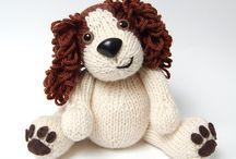 Knitttting  by Kailey Quinn Kailey Quinn