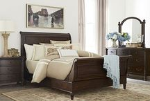 Personalizing Your Bedroom by Havertys Furniture / When it comes to decorating a home, people usually start with areas that will see a lot of visitors, meaning the bedroom is often one of the last rooms to be styled.  Well, we're here to say that the bedroom is tired of being last (pun intended)! Styling your sleeping space with personal touches can be daunting, so we've put together a few of our favorite simple steps to making your bedroom a relaxing oasis that's all your own! / by Havertys Furniture