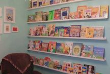Book display / by GagaGallery Wheeler3Designs