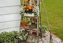 Outdoor decor / by Jackie Veltman