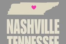 Nashville. / by Lauren Harrell