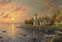 Painter of Light / by Sue Uselton
